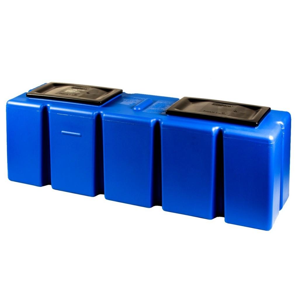 Poly Blue Water Storage Tank